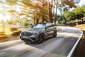 Prodotto Ultime notizie Mercedes-AMG GLC 63, è tutto molto grande