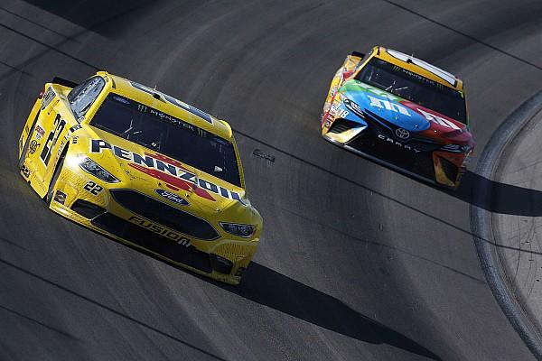 NASCAR Cup NASCAR 2017: Keine Strafen nach Prügelei zwischen Busch und Logano