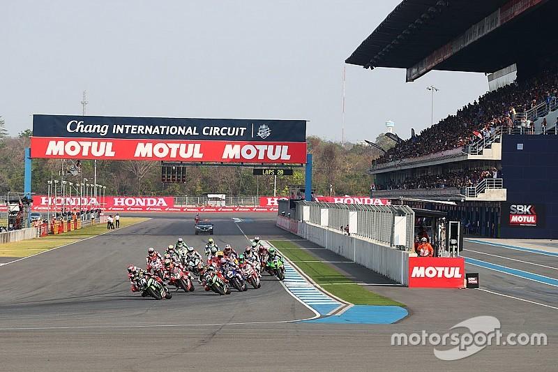 Thailand siap masuk kalender MotoGP 2018