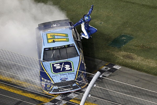 Alle Sieger der NASCAR-Saison 2017