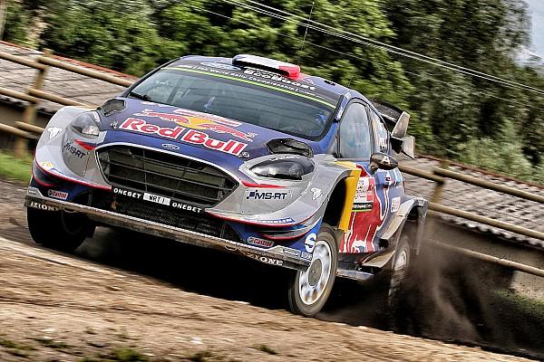 WRC Noticias de última hora Ogier tienen varias opciones para la temporada 2018 del WRC