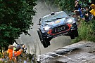 Poland WRC: Neuville edges clear, Ogier falls back