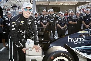 IndyCar Qualifying report Sonoma IndyCar: Newgarden edges Power for pole in season finale