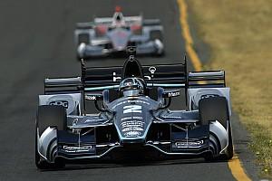 IndyCar Отчет о квалификации Ньюгарден выиграл поул на решающем этапе сезона в IndyCar