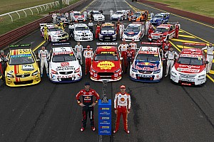 Supercars Top List Gallery: The retro Supercars field in full
