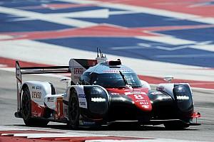 WEC Prove libere Austin, Libere 3: Kazuki Nakajima riporta la Toyota in vetta