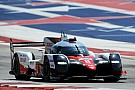 WEC Austin WEC: Toyota hits back to lead third practice