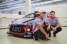 WRC Fotogallery: ecco Mikkelsen con i colori ufficiali Hyundai Motorsport
