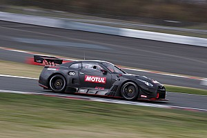 GT Breaking news New Nissan GT-R GT3 begins testing