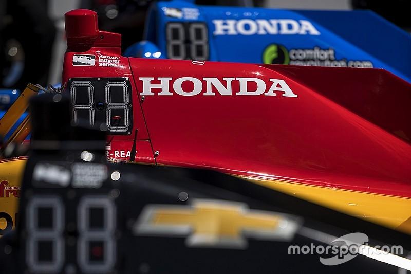 Cambios aerodinámicos acercaron a Honda y Chevy, dice Cindric