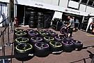 Pirelli обрала м'якішу гуму для ГП Малайзії