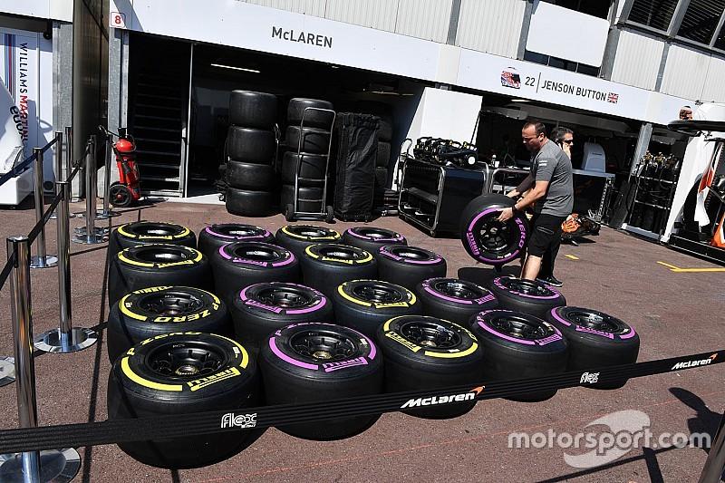 Pirelli gunakan kompon ban lebih lunak untuk GP Malaysia