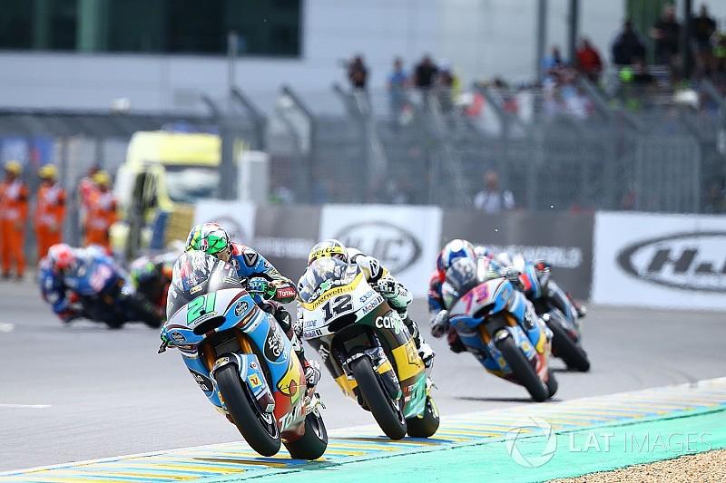 Data dan fakta jelang Moto2 Italia