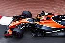 فورمولا 1 باتون غير نادم على الاعتزال بعد قيادة سيارة 2017