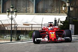 Formula 1 Prove libere Monaco, Libere 2: Vettel esalta la Ferrari. Le Mercedes si nascondono!