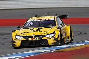 DTM Qualifiche Glock e Martin regalano alla BMW la prima fila per Gara 1