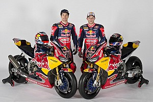 World Superbike Breaking news Honda reveals Red Bull backing for all-new 2017 Fireblade