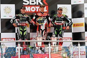 World Superbike Breaking news WSBK admits current British dominance not