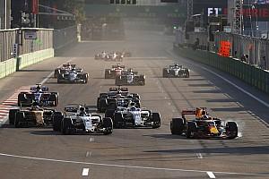 Formula 1 Breaking news Jumlah aksi salip F1 2017 terendah sejak debut DRS
