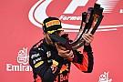 Fórmula 1 Prova com todos os temperos; as imagens do domingo em Baku