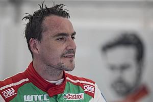 WTCC Practice report Portugal WTCC: Michelisz tops FP1, Coronel crashes into fire truck