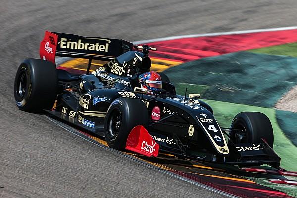 Formula V8 3.5 Aragon F3.5: Fittipaldi fights back with win