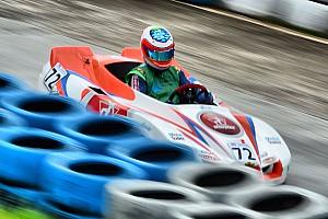 Kart Últimas notícias Equipe de Barrichello conquista pole das 500 Milhas de Kart