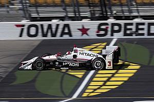 IndyCar Yarış raporu Iowa IndyCar: 3 sene sonra ilk zaferini kazandı