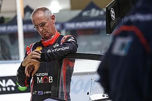 WRC Actualités L'heure de la retraite a (presque) sonné pour John Kennard