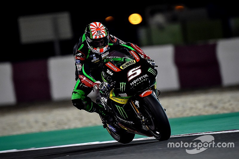 top riders praise johann zarco for impressive qatar motogp showing. Black Bedroom Furniture Sets. Home Design Ideas