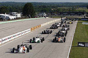 USF2000 Race report Martin completes USF2000 domination at Road America