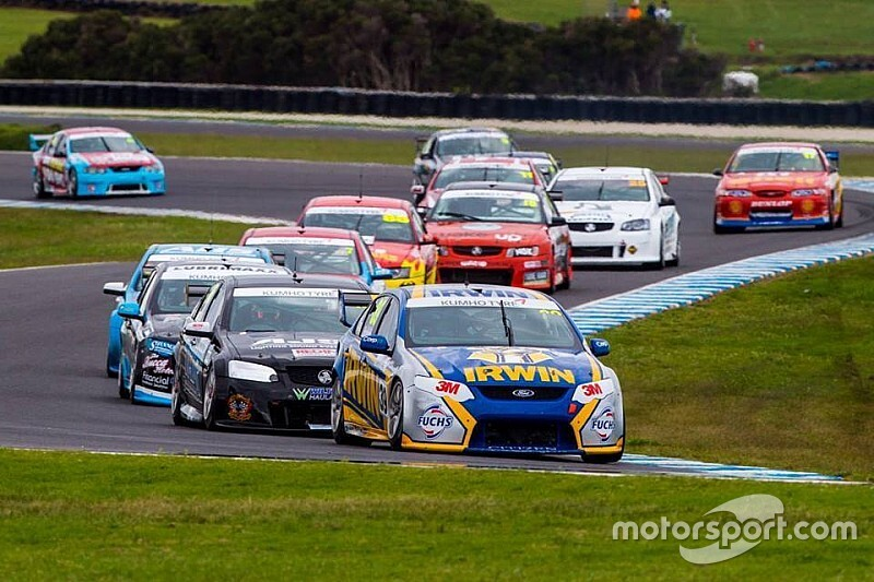 Supercars adds official third-tier series