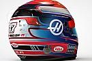 Grosjean rinde homenaje a Bianchi en el casco para Mónaco