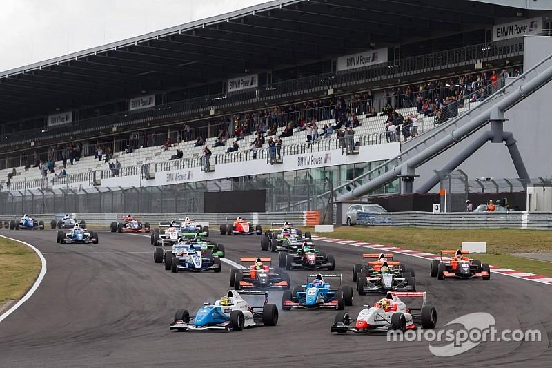 Jadwal lengkap Formula Renault 2.0 Eurocup Nurburgring 2017