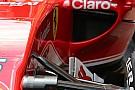 Ferrari: bocche dei radiatori più piccole sulla SF16-H!