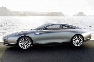 Automotive Nieuws Coachbuilder Cardi transformeert DB9 in elegante Concept 442