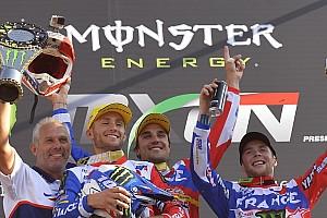 Mondiale Cross MxGP Gara La Francia vince il Motocross della Nazioni, l'Italia chiude quinta