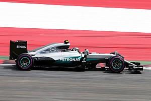 Formula 1 Qualifying report Austrian GP grid: Why Rosberg starts sixth