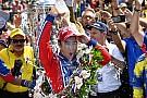 Takuma Sato wint 101e Indianapolis 500, motorplof Alonso