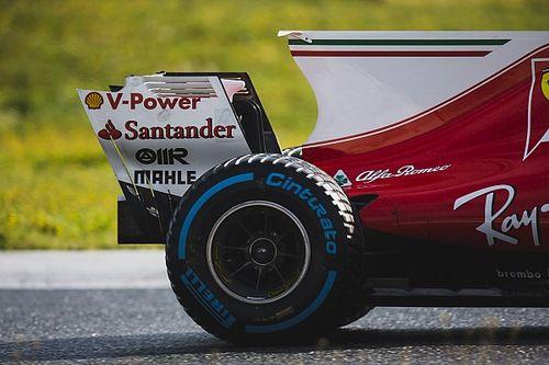 Technique - Pourquoi le retour des ailerons de requin en F1?
