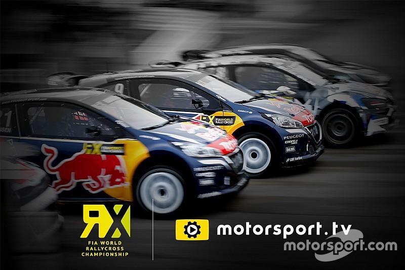 Motorsport.com покажет гонки FIA World RX для жителей Великобритании и Ирландии