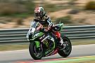Jonathan Rea sigue dominando y manda en los libres de Motorland Aragón