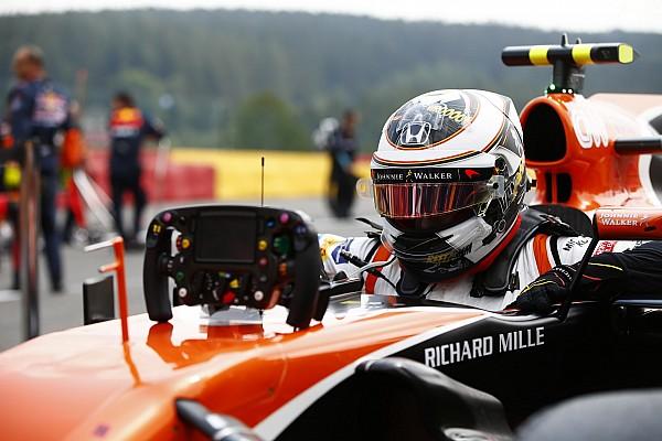 Formula 1 Vandoorne column: Grid drop makes for frustrating home debut