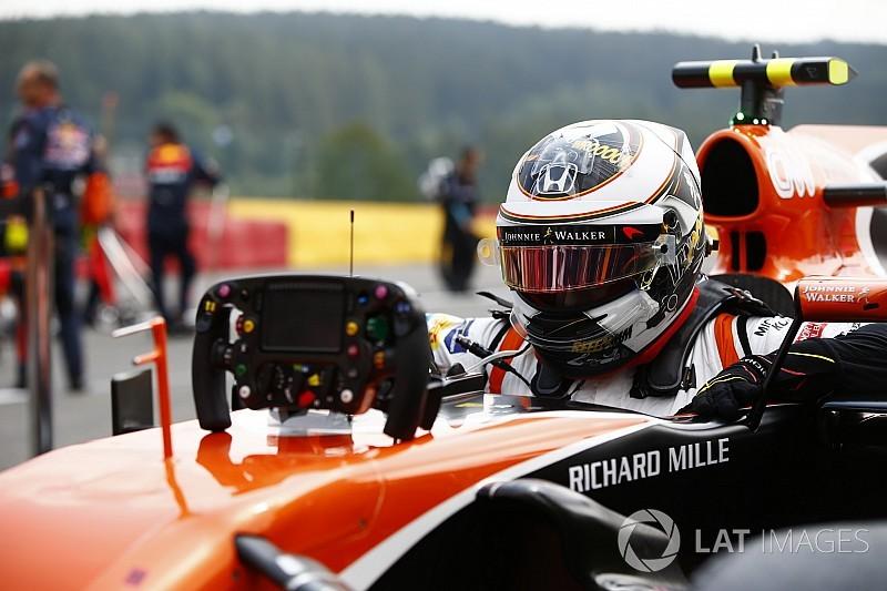 F1-Kolumne Stoffel Vandoorne: Strafe bei Heimrennen frustrierend
