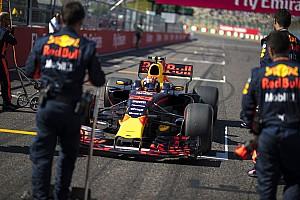 Формула 1 Новость Ферстаппен потеряет позиции за смену мотора