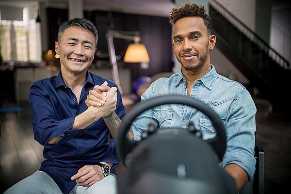 Formule 1 Actualités Lewis Hamilton sera dans Gran Turismo Sport