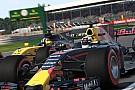 Jeux Video Un patch majeur pour F1 2017