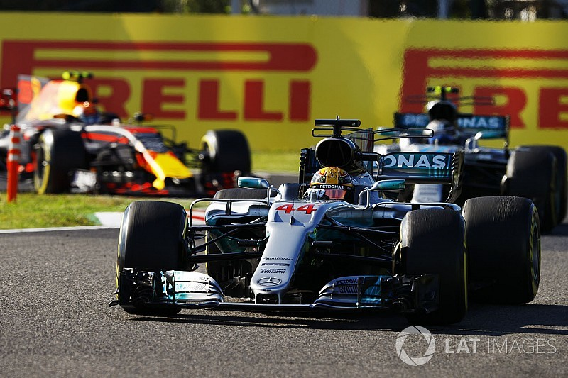 Mercedes: Asienrennen haben geholfen, das Auto besser zu verstehen