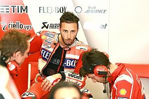 MotoGP Réactions Dovizioso : Pour Ducati