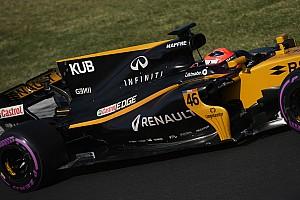 F1 Noticias de última hora Hulkenberg quedó impresionado con el test de Kubica